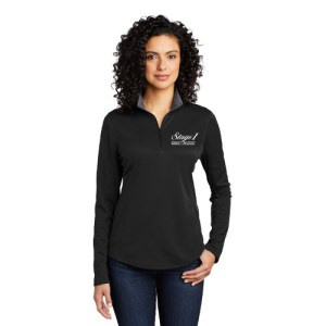 Stage I Ladies 1/4 Zip