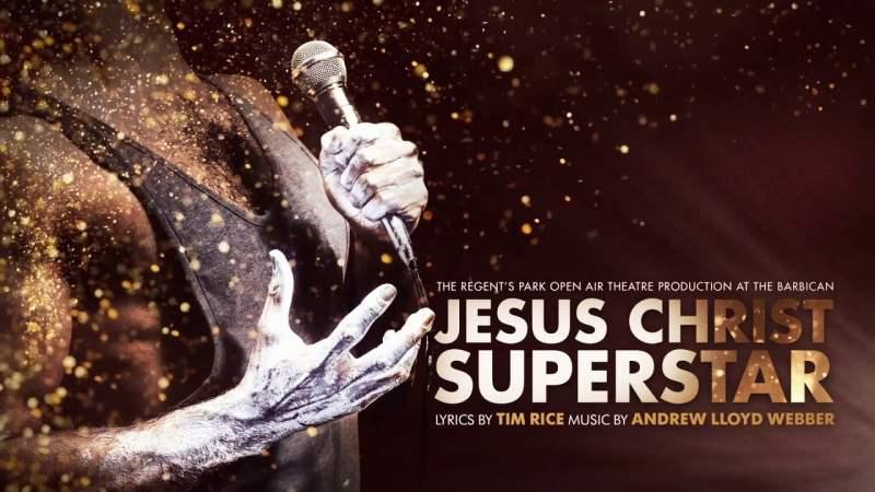 Jesus Christ Superstar at the Barbican