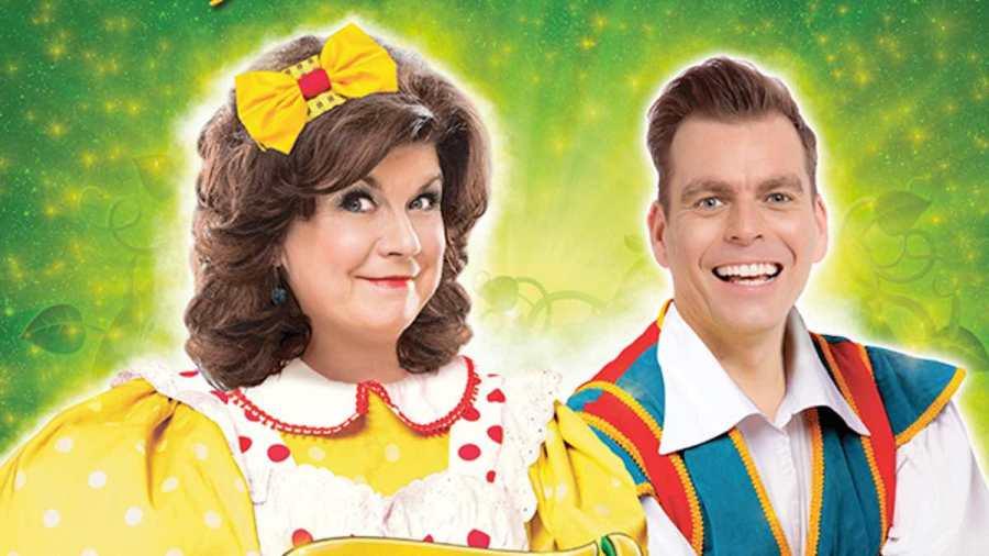 Kings Theatre Glasgow panto cast 2019 2020 b