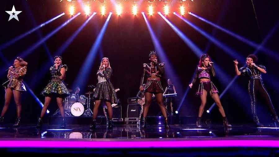 six musical uk got talent