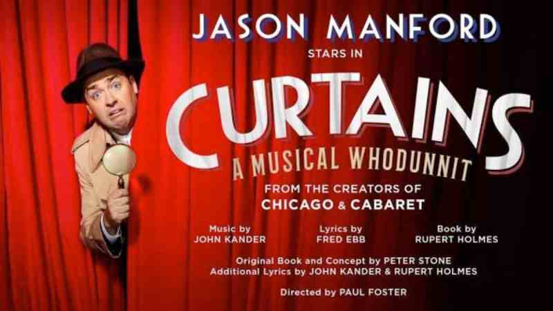 Curtains uk tour tickets