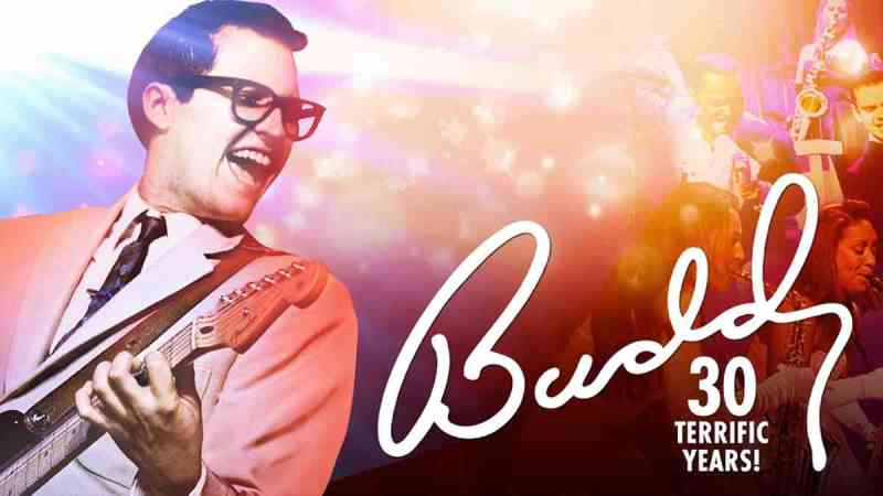 buddy musical tour tickets dates cast