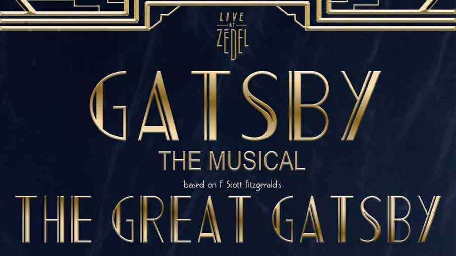 gatsby musical