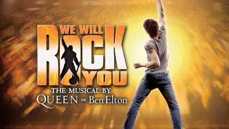 we will rock you musical tour uk