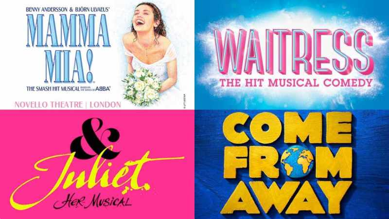 west end live schedule line up saturday 2019
