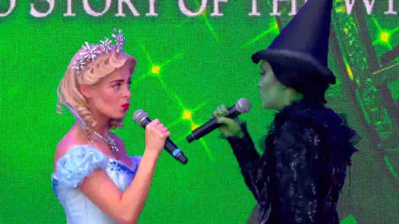 wicked london west end live 2019