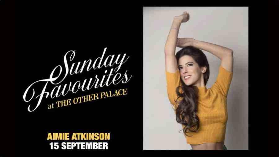 Aimie Atkinson sunday favourites