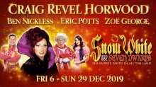 manchester opera house panto 2019 cast