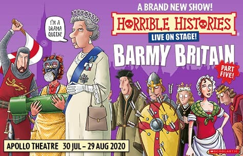 Horrible Histories: Barmy Britain - Part Five!