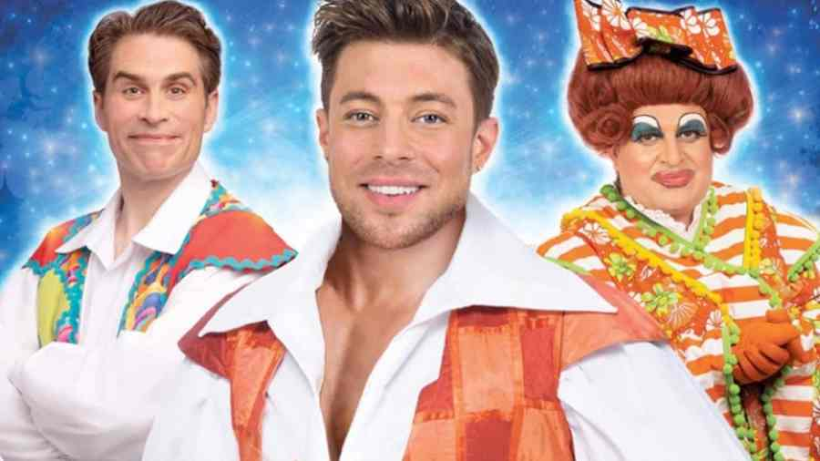 Hastings White Rock Theatre cast tickets panto 2019