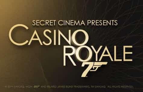 Secret Cinema Presents CASINO ROYALE