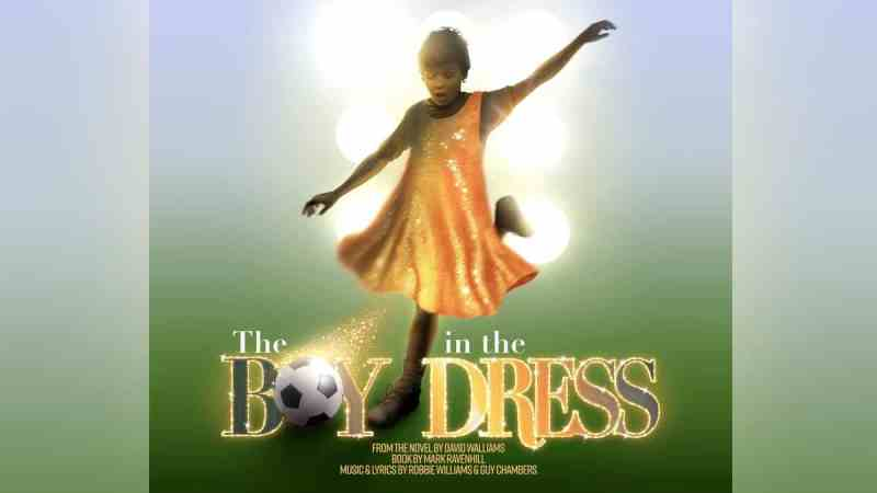 the boy in the dress musical cast