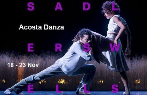 Acosta Danza: Evolution