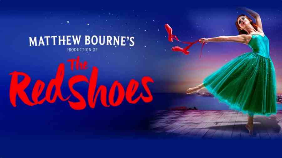 the red shoes uk tour dates tickets cast