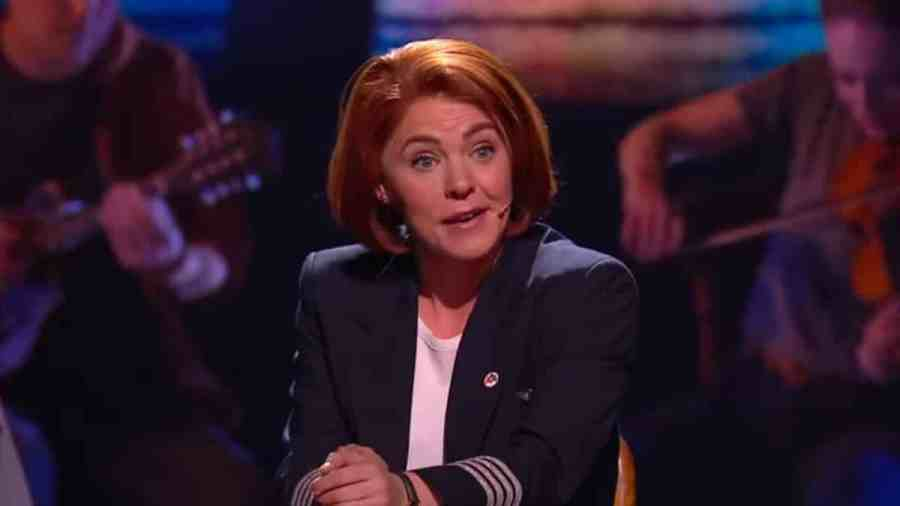 come from away royal variety performance