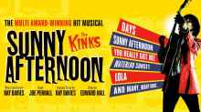 sunny afternoon uk tour 2020