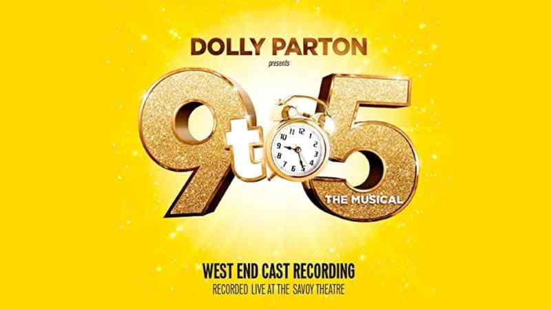 9 to 5 musical london cast recording