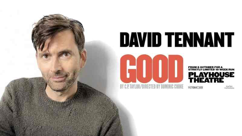 David Tennant good west end 2020