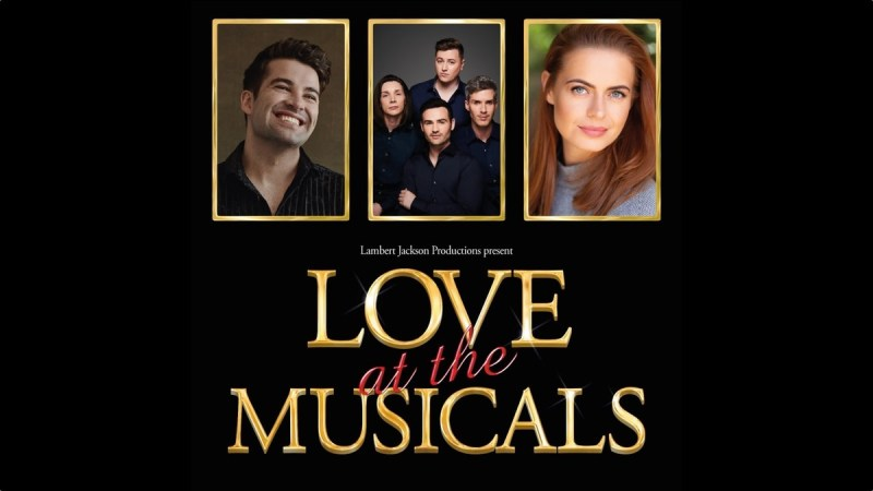 Love at the Musicals portsmouth