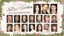The Secret Garden musical cast tickets
