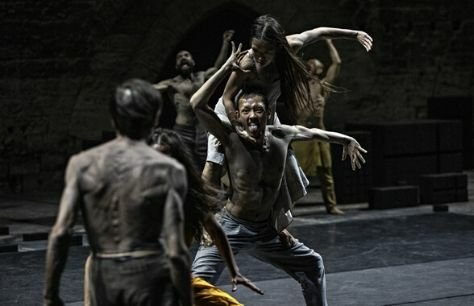 Akram Khan Company – Outwitting the Devil