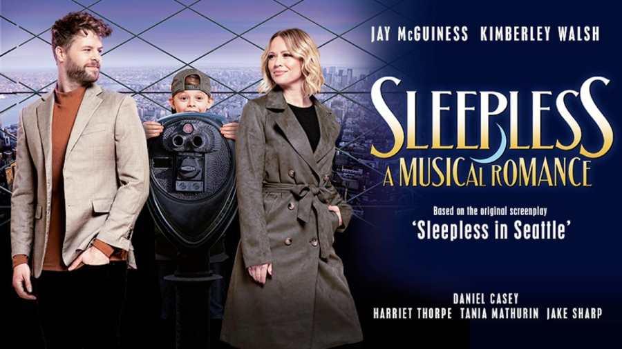 sleepless musical