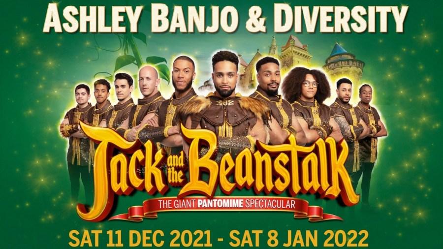 Milton Keynes Theatre panto 2021 cast tickets