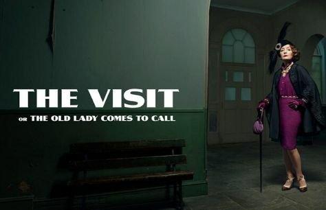 The Visit or The Old Lady Comes to Call