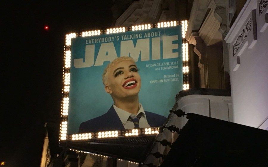 everybodys talking about jamie west end - 1