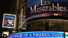 les miserables west end - 2