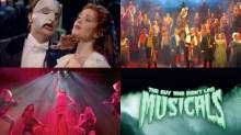 musicals stream online