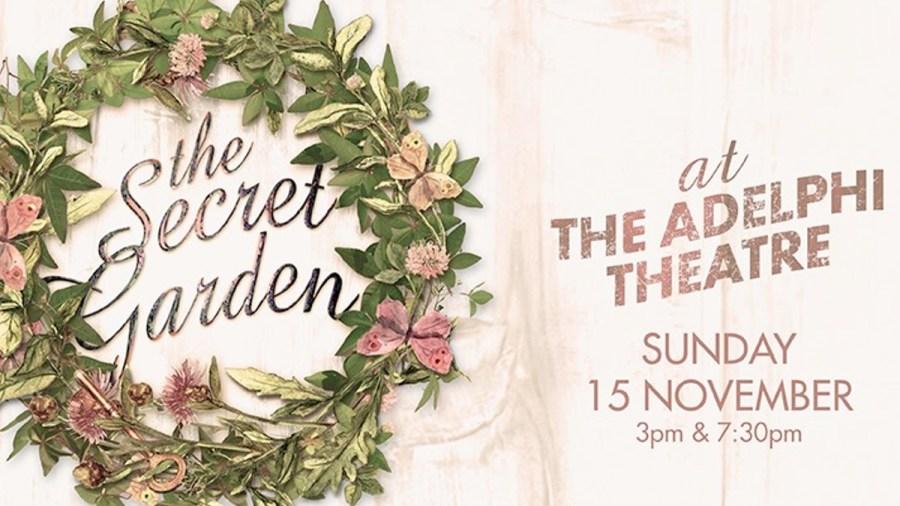 the secret garden musical concerts