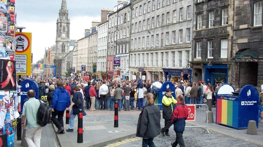 Edinburgh Festivals fringe