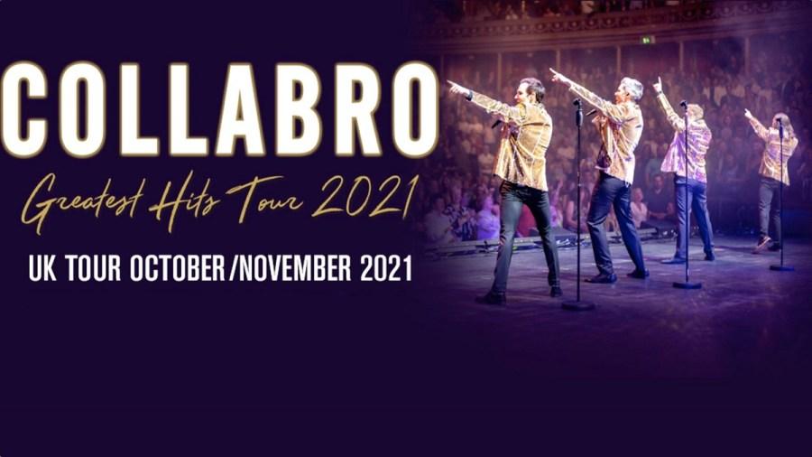 collabro hits tour