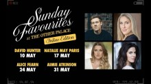 The Other Palace Sunday Favourites concerts online line up