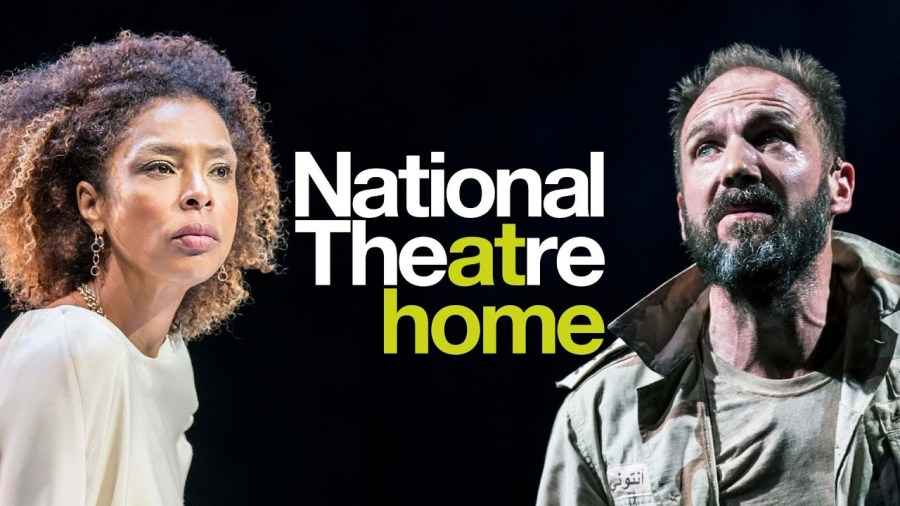 Watch National Theatre Antony Cleopatra with Ralph Fiennes and Sophie Okonedo online
