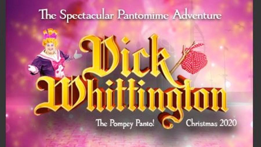 Kings Theatre Portsmouth Dick Whittington