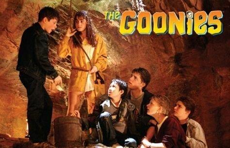 Cinema: The Goonies