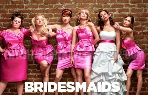 Cinema: Bridesmaids