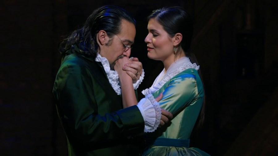 Hamilton History Has Its Eyes on You