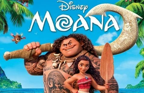 Cinema: Moana