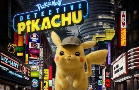 Cinema: Detective Pikachu