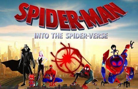 Cinema: Spider-Man Into the Spider-Verse
