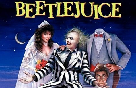 Cinema: Beetlejuice