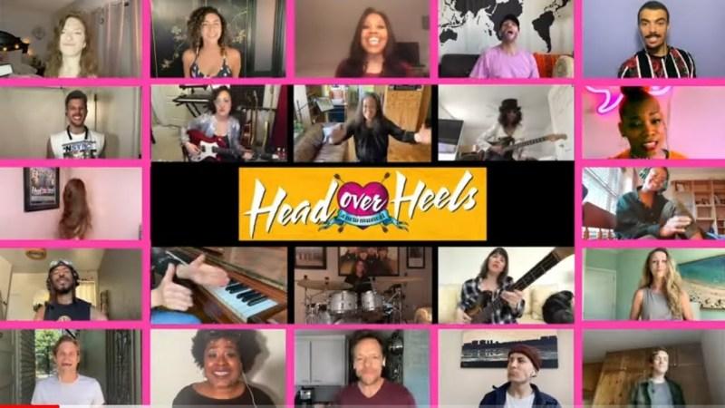 head over heels pride video