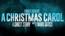 a christmas carol Mark Gatiss