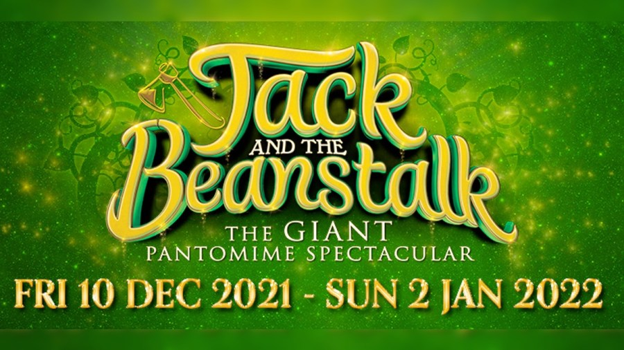 beck theatre hayes jack panto