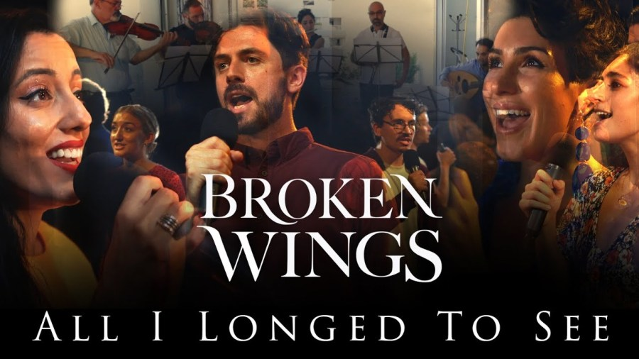 broken wings music video