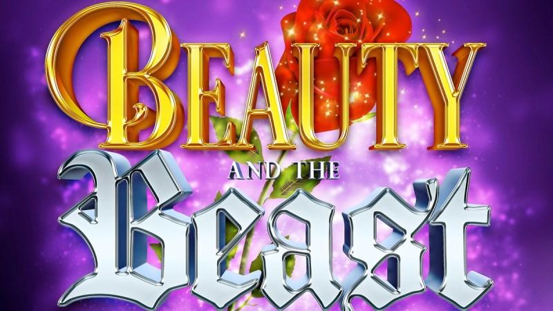beauty and the beast canterbury panto