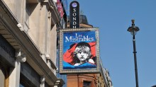 les miserables west end - 1